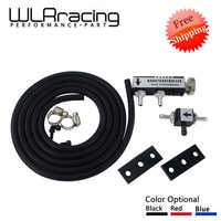 FREE SHIPPING UNIVERSAL ADJUSTABLE MANUAL TURBO BOOST CONTROLLER KIT 1-30 PSI IN-CABIN BOOST CONTROL WLR3123
