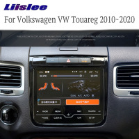 For Volkswagen VW Touareg 2010~2020 LiisLee Car Multimedia GPS Audio Accessories Radio Stereo 360 Camera CarPlay Navigation NAV