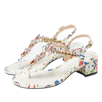 New beach sandals klapki damskie na lato 2020 sandals for women buty damskie scarpe donna estive