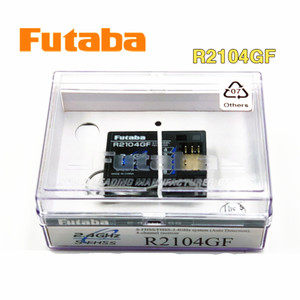 Image 3 - מקורי Futaba HV 2.4G 4 ערוץ S FHSS מקלט R2104GF RC רכב RC לוח HV מיני מקלט RC רכב אבזרים