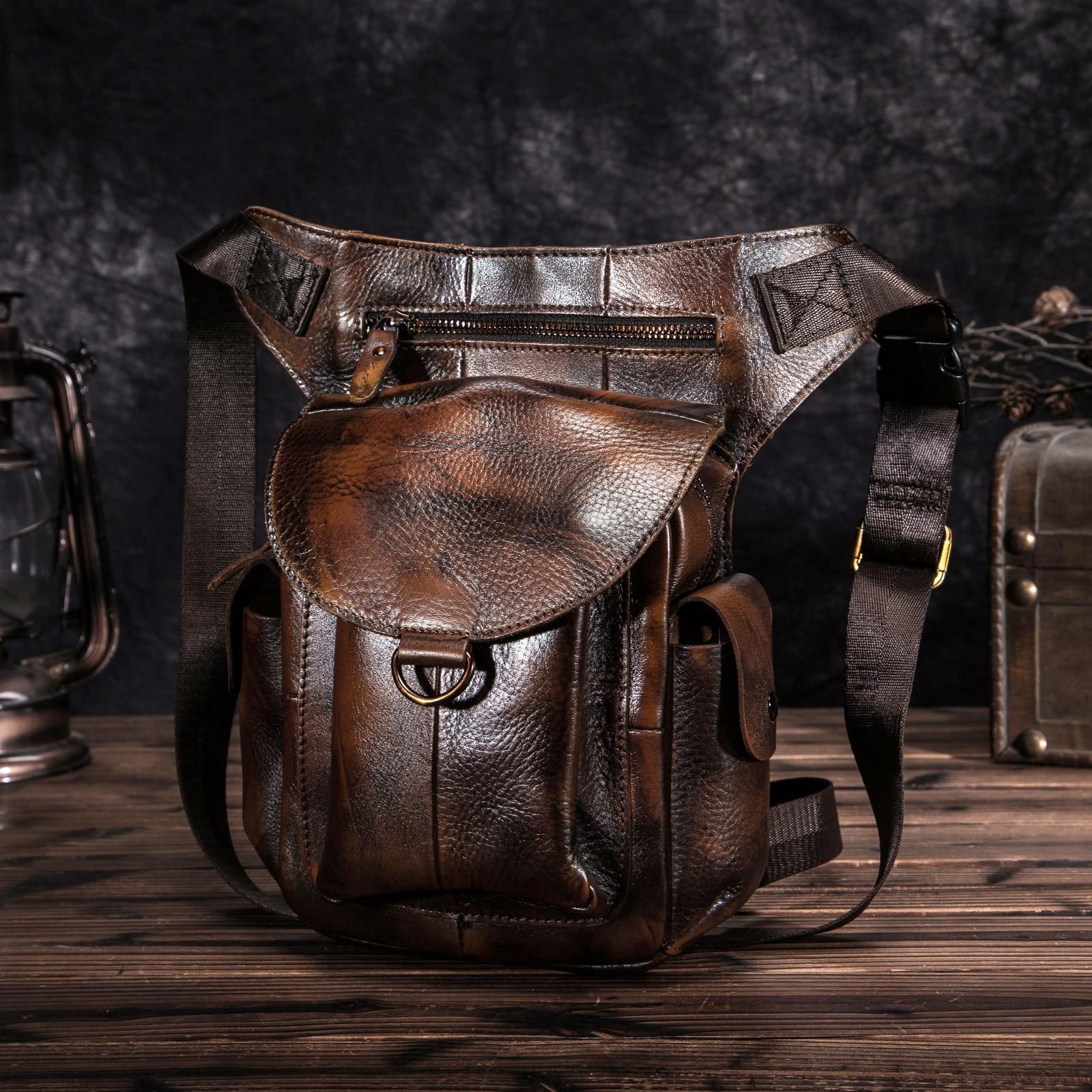 Genuine Leather Men Design Casual 8
