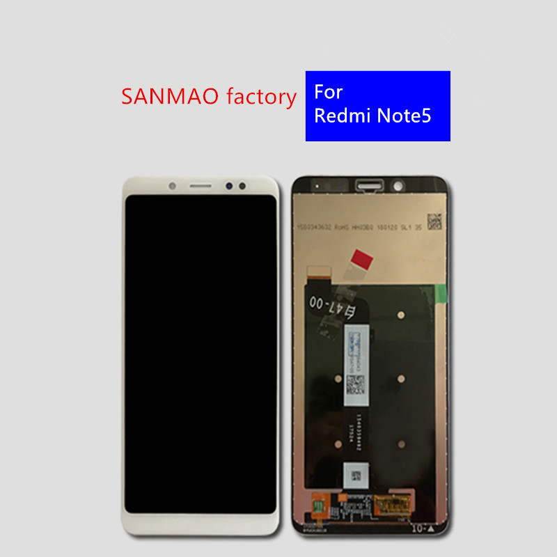 AAA Quality <font><b>LCD</b></font>+Frame For Xiao mi <font><b>Redmi</b></font> <font><b>Note</b></font> <font><b>5</b></font> <font><b>Pro</b></font> <font><b>LCD</b></font> Display <font><b>Screen</b></font> Replacement For <font><b>Redmi</b></font> <font><b>Note</b></font> <font><b>5</b></font> <font><b>LCD</b></font> Snapdragon 636 image