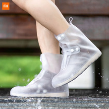 Original Xiaomi Youpin Zaofeng Portable Non-slip Rain Boots Set High Tube Waterproof Non-slip Wear-resistant Seamless Stitching cheap
