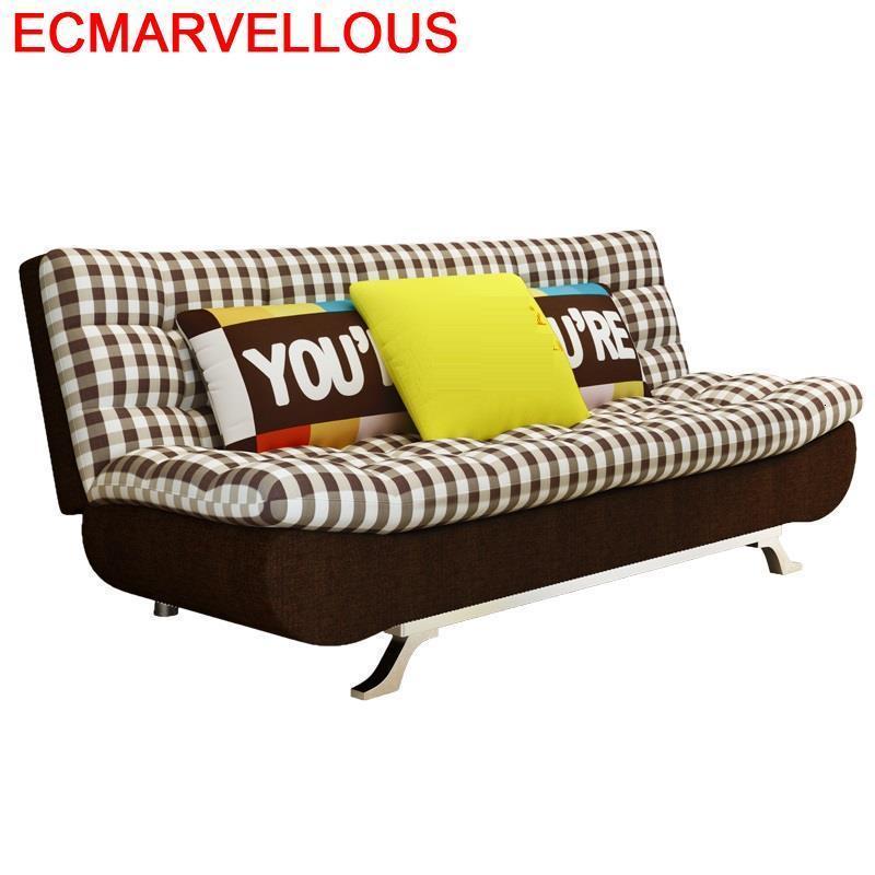 Per La Casa Moderno Para Sala Cama Plegable Divano Letto Couch Copridivano Mueble Mobilya Set Living Room Furniture Sofa Bed