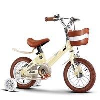 دراجة للأطفال من عمر 2 10 سنوات للأولاد والبنات دراجة 14 بوصة-في الدراجات من الرياضة والترفيه على