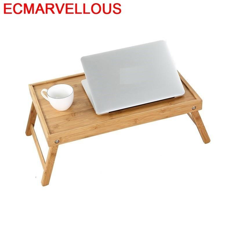 Dobravel Escrivaninha Furniture Escritorio Scrivania Biurko Bed Office Bedside Stand Laptop Adjustable Study Desk Computer Table