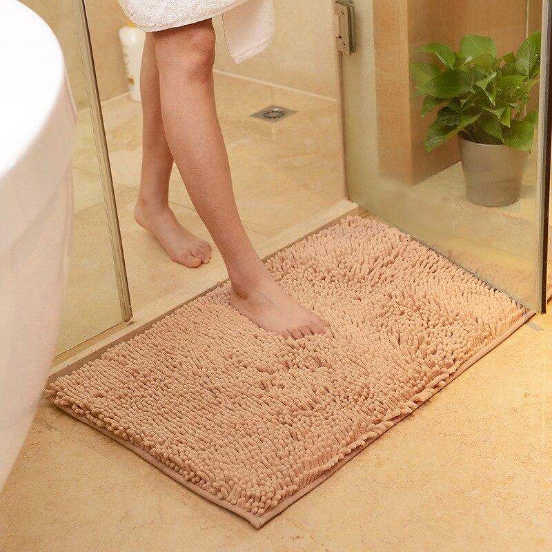 16 Color Rugs Orange Carpets For Living Room Anti slip Bathroom Carpet Resistant Dirt Door carpet tapetes para casa 40x60cm|Carpet| |  - title=