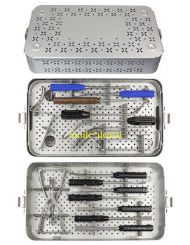 Sterilization Trays FOR Hip Joint Instrument kit  Orthopaedic Instrument