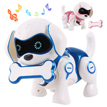 Toys Robot Puppy Remote-Control-Interactive Intelligent for Kids Pets Electronic-Toys