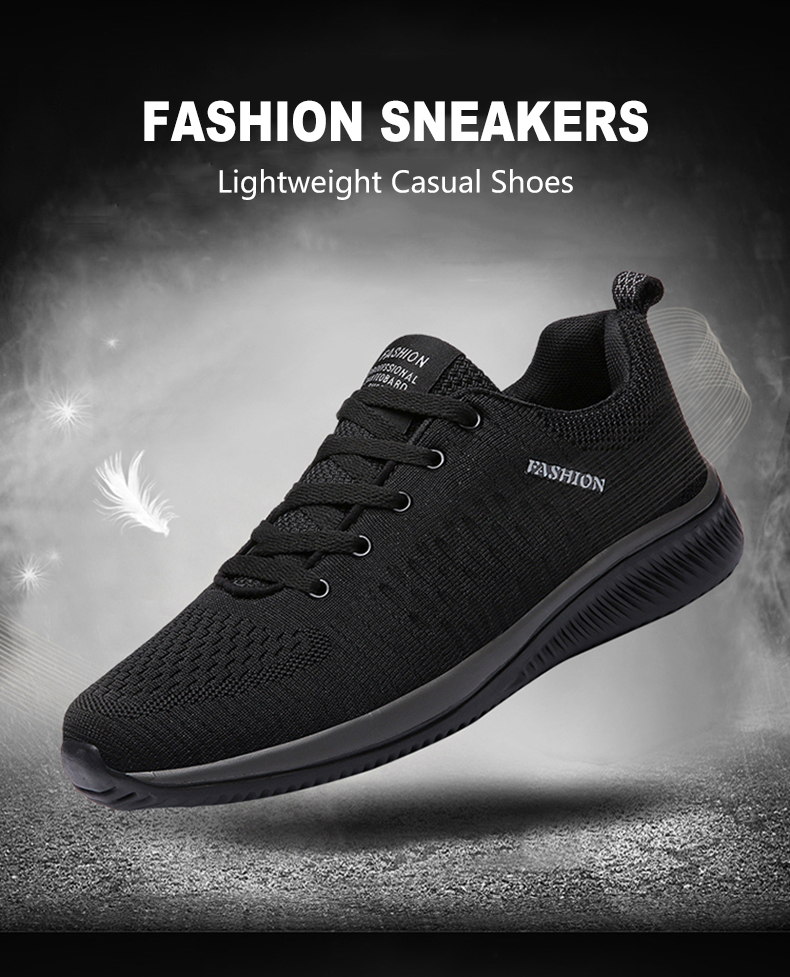 H23795353f2b04128846124ec4611ed5eH New Mesh Men Casual Shoes Lac-up Men Shoes Lightweight Comfortable Breathable Walking Sneakers Tenis masculino Zapatillas Hombre