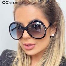 46595 óculos de sol de grandes dimensões masculino marca designer moda tons uv400 vintage óculos