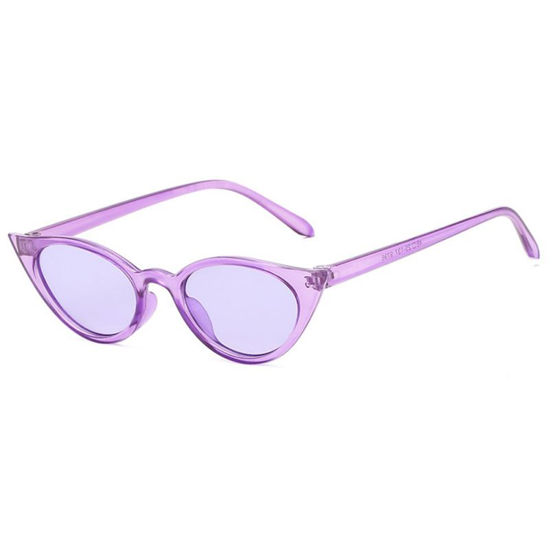Sunglasses Women Retro Vintage Cat Eye Eyewear Brand Designer Sunglass Feminine Uv400 Sun Glasses For Men
