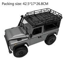 2,4G Maßstab 1:12 MN99S Buggy Vier-rad Drive RC Rock Crawler Auto Off-road Auto GXMB