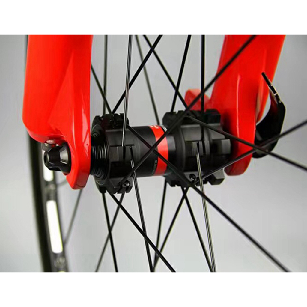 15mm MTB Thru Axle Hub Adapter to 9mm Quick Release QR Skewer Bicycle Sightly
