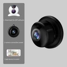 Mini Camera Wireless WiFi Wireless Surveillance Camera 1080P Micro Camera Wireless Night Vision