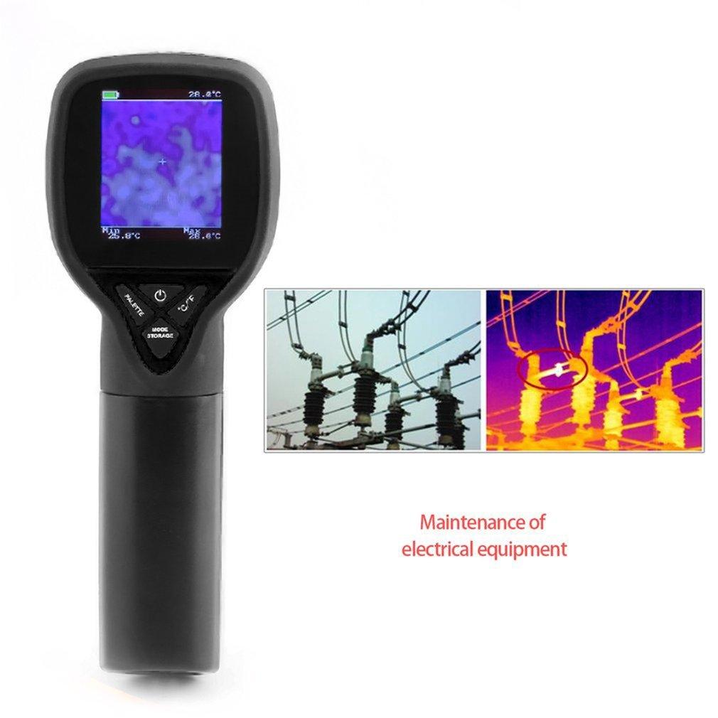 Univeral Infrared Thermal Imaging Camera 1024P 32x32 IR Image Resolution Professional Handheld Digital Thermal Imager YK-175
