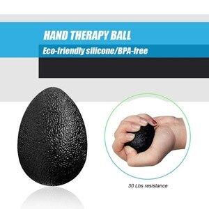 Image 5 - 5 Teil/satz Gym Fitness Einstellbare Hand Grip Set Finger Unterarm Stärke Muscle Recovery Schwere Hand Greifer Exerciser Trainer
