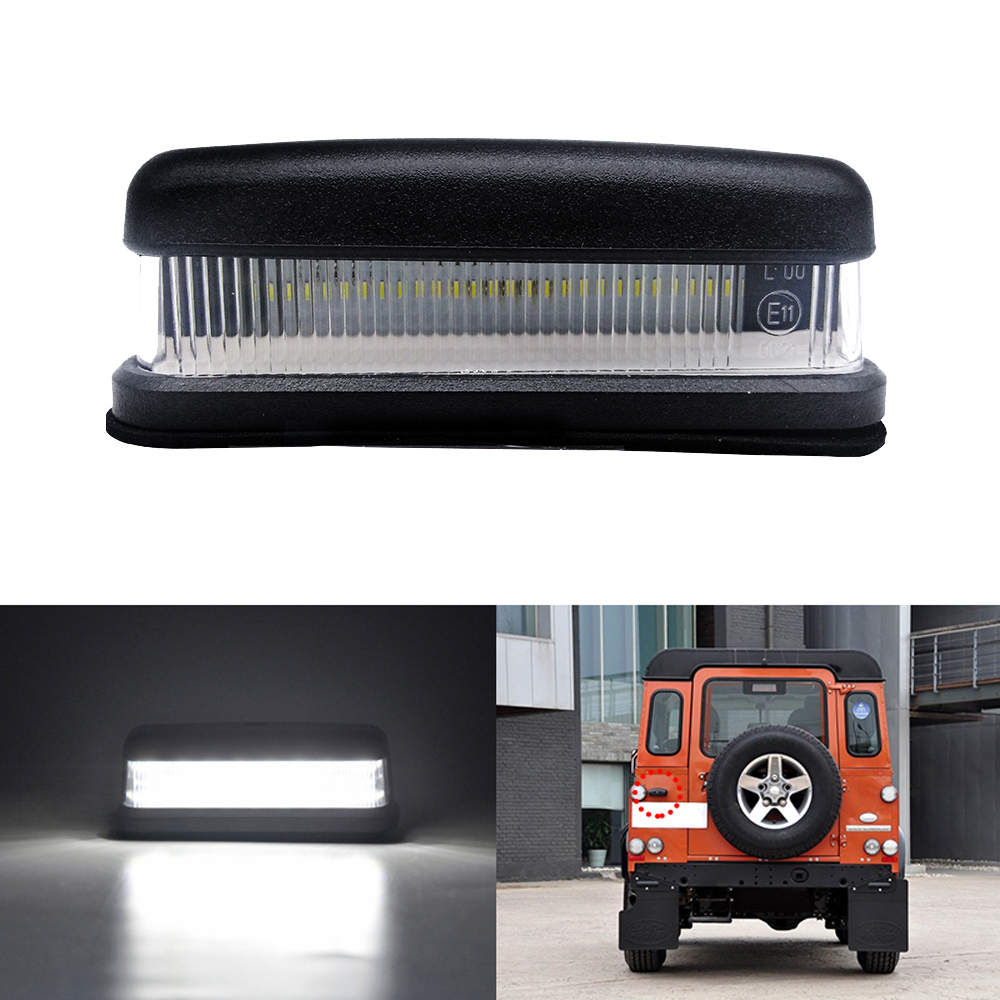 LED Fog light//lamp Land Rover Series 90//110//Defender