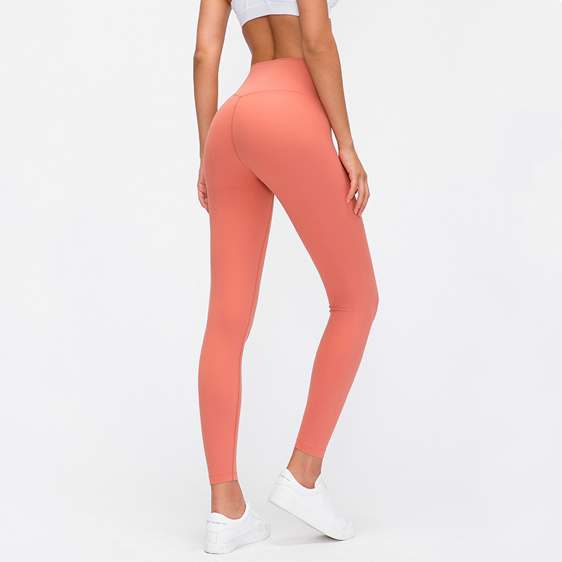 SHINBENE CLASSIC 3.0 Buttery-Soft Naked-Feel Workout Gym Yoga Pants Women Squat Proof High Waist Fitness Tights Sport Leggings 4