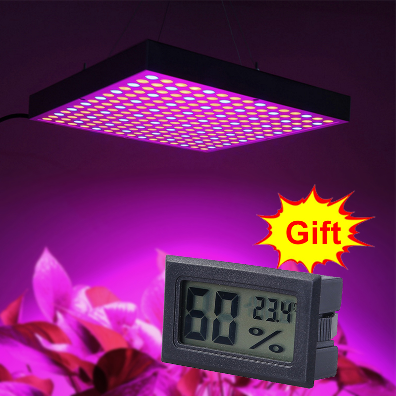 Indoor Led Grow Light 1000W Phyto Lamp For Plants Full Spectrum Growth For Grow Tent Plant Seedling With Thermometer Hygrometer