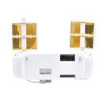 1 ペアプロフェッショナルアンテナレンジエクステンダー信号ブースター xiaomi FIMI X8 SE ドローンリモコン強化アンテナ信号