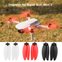 Quick Release Propeller for DJI Mavic Mini /Mini 2 Drone Light Weight Props Blade Replacement Wing Fans Spare Parts Accessories