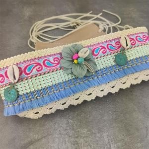 Image 2 - Bohemian Fashion Stunning Gypsy Belt over Jeans Boho Style for Summer Vocation Beach Jewelry