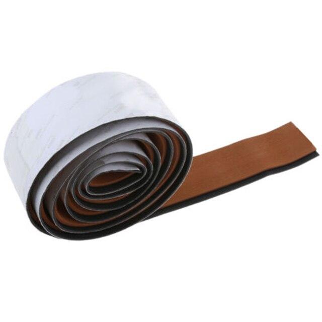 Mousse EVA tapis antidérapant   58x2400x5mm, tapis de pont de bateau marron, tapis de véhicule pour la loisirs