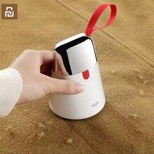 ใหม่ Youpin Deerma แบบพกพา Lint Remover Trimmer เสื้อกันหนาว Remover 7000R/Min มอเตอร์ Trimmer คู่หัว USB charge