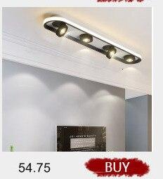 Luminária de teto retangular quadrado led, luz