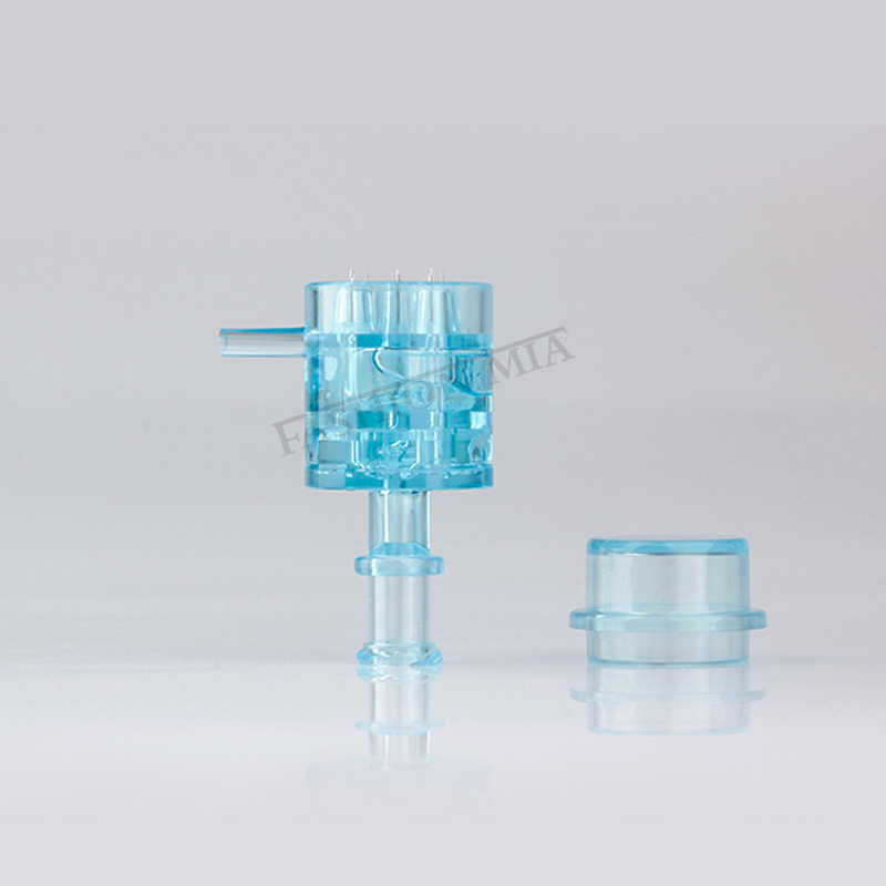 10 pçs/lote 5 /9 agulhas descartáveis cartucho de pressão negativa dicas de agulha para ez vácuo arma mesotherapy cuidados beleza acessórios