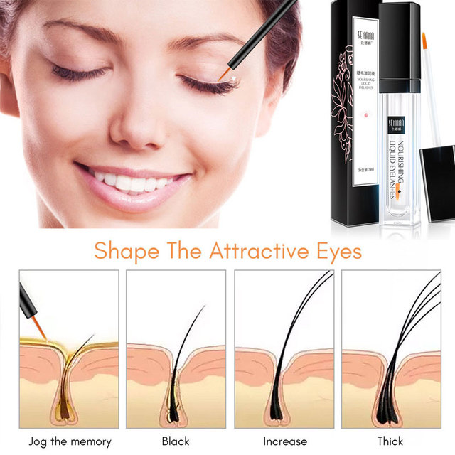 eyelash growth serum liquid eyelash lifting kit eye lash treatment eyebrow growth serum eyebrow enhancer lash lift 1