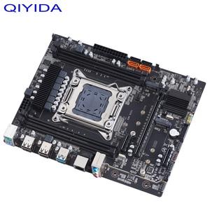 Image 4 - X99 motherboard set with Xeon E5 2620 V3 LGA2011 3 CPU 2PCS x 8GB = 16GB 2400MHz DDR4 memory LGA2011 3 motherboard