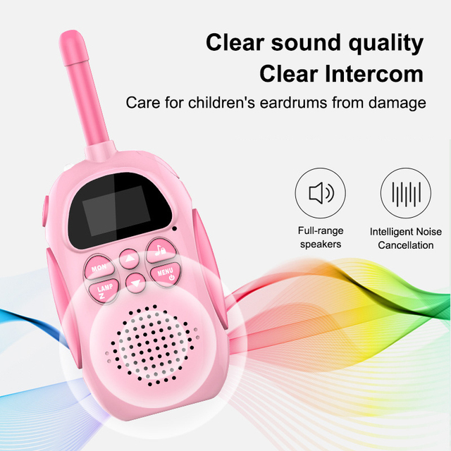 Spy Gear Electronic Gadgets For Kids Long Reception Distance - Quick Delivery in USA 3
