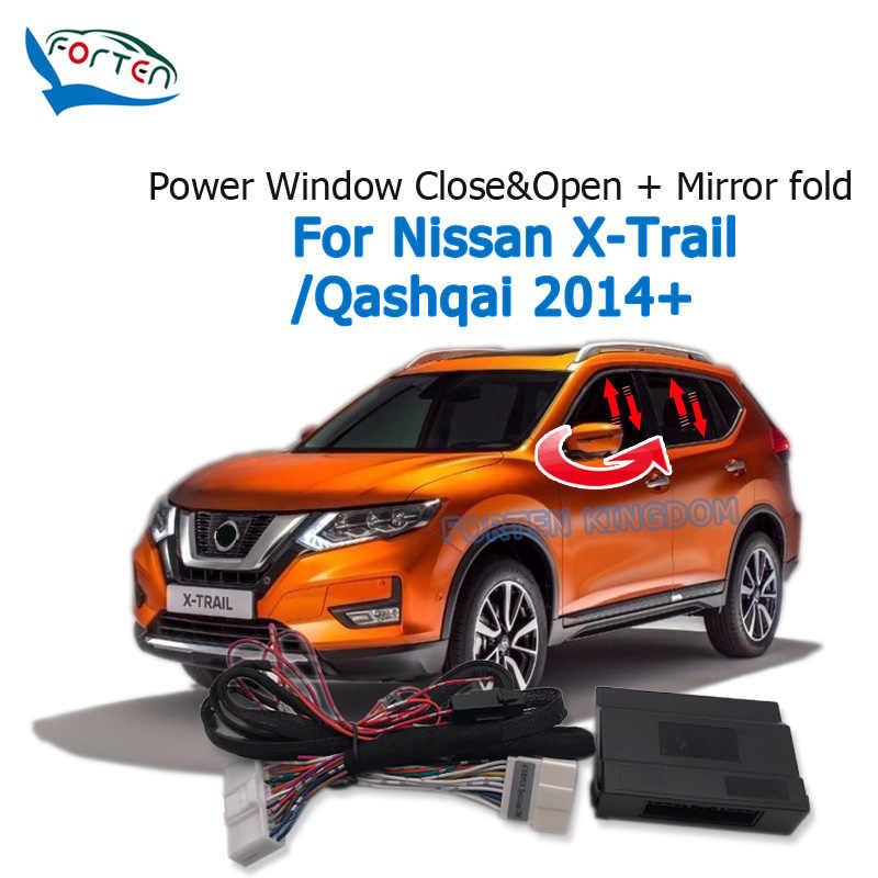 NEW DOOR MIRROR FOR NISSAN QASHQAI J11 2014-2017 LEFT SIDE NO AUTOFOLD