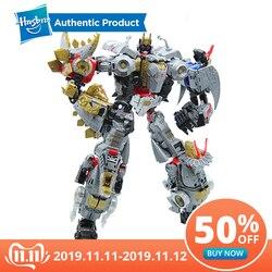 Hasbro Transformers Speelgoed Generaties Titans Terugkeer Leader Class Autobot Blaster Action Figure Collection Model Jongen Auto Pop