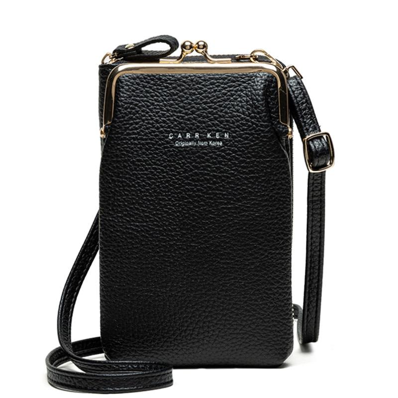 HOT Fashion Small Crossbody Bags Women Mini Matte Leather Shoulder Messenger Bag Clutch Bolsas Ladies Phone bag Purse Handbag Shoulder Bags  - AliExpress