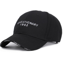 2019 black letters in spring and summer of 1982  American war for independence embroidery baseball cap joker