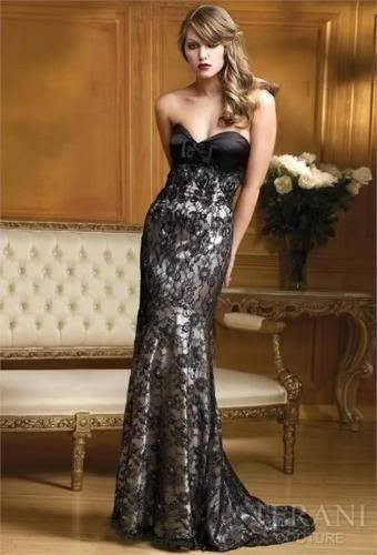 2018 New Hot Mermaid Black Lace Evening Gown Sweetheart Off The Shoulder Floor Length Long Custom Mother Of The Bride Dresses