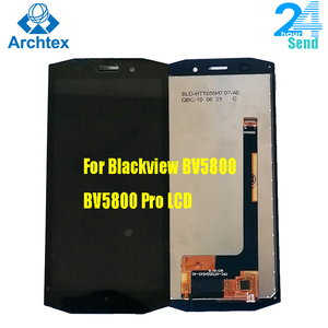 5.5 inch For Original Blackview BV5800 LCD Display +Touch Screen Digitizer Assembly 18:9 1440x720P For Blackview BV5800 Pro(China)