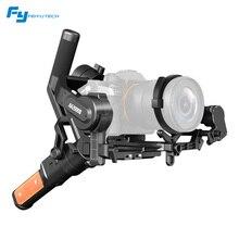 FeiyuTech AK2000S 3-осевой ручной карданный Бесщеточный Стабилизатор камеры Портативный высокого кручения фотографии Vlog карданного вала Макс. Грузоподъемность 2,2 кг