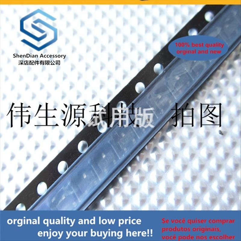 50pcs 100% Orginal New Best Quality BAV70 BAV70-7-F SOT23 0.2A 70V Printing KJJ Patch Power Triode