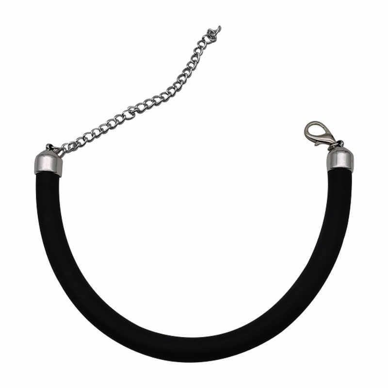 Gratis Pengiriman Kalung Kalung Hadiah Pesona Perhiasan Harajuku Gothic Kerah Vintage Bulat Wanita Punk Trendi Seni Perhiasan 2020 Baru Hos