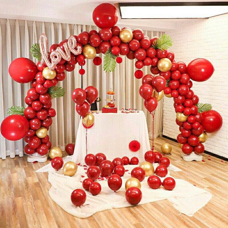 20PCS 10 Inch 2.2 Gram Pearl Latex Balloon Happy Birthday Party Wedding Christmas Decoration Balloon Child Toy Balloon valentine
