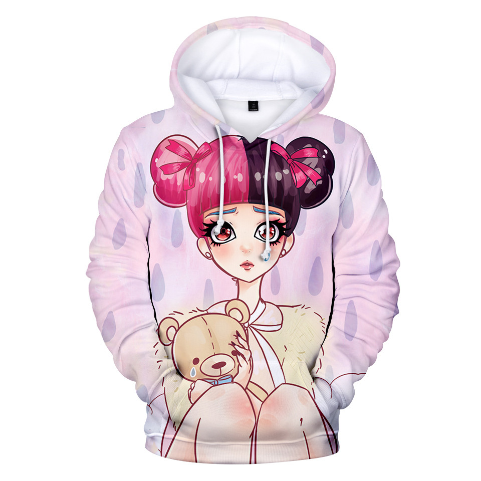 Cry Baby Melanie Martinez Hoodies Women Sweatshirt Moletom Casual Pullover Jacket Christmas Hoodie Fashion Plus Size Tracksuit