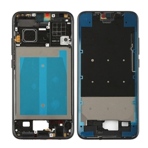 """Image 3 - Original Front Frame For 5.84"""" Huawei Honor 10 Front Frame Middle Frame Bezel Housing With Power Side Buttons"""