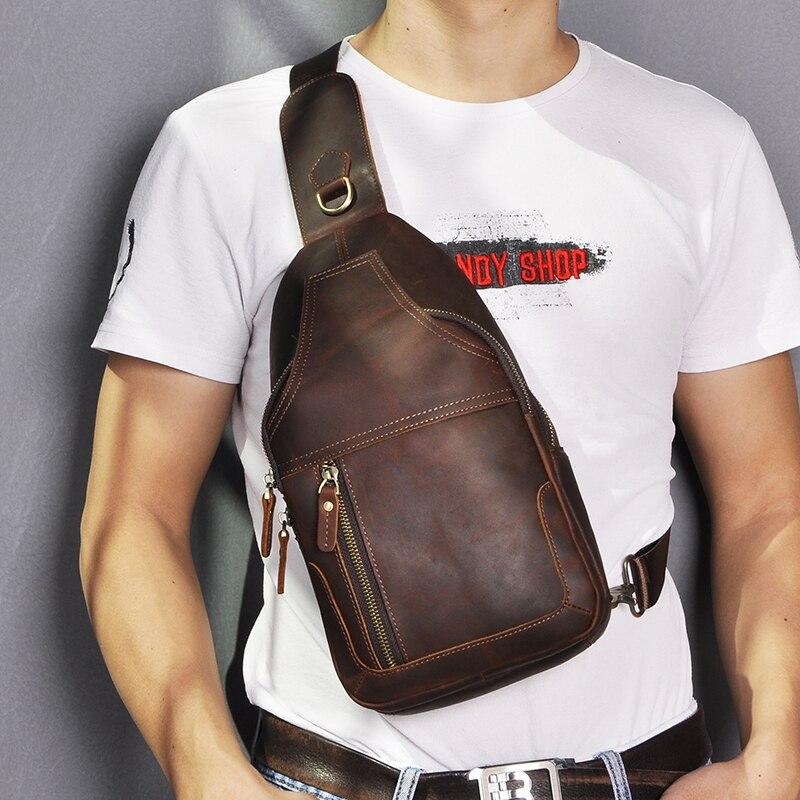 do vintage fanny um ombro peito pacote
