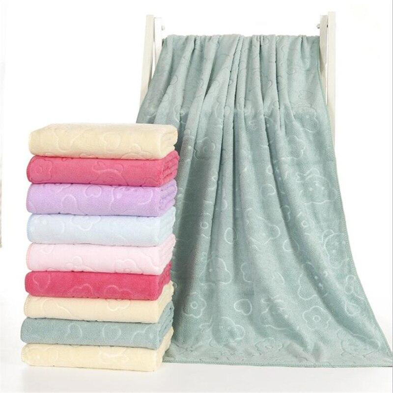 criancas infantis microfibra tecido toalha de banho absorvente respiravel recem nascido toalha de banho do bebe