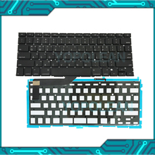 Layout Macbook A1398-Keyboard Backlight Korean with for Pro Retina 15inch New