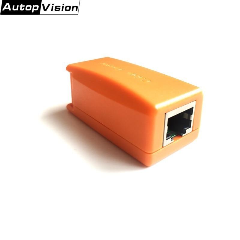 cable test box for IPC1800 PLUS, original accessories cable tester connector Orange test box